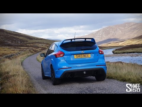 Driving the Focus RS in Scotland - My Mega Tour is Over!