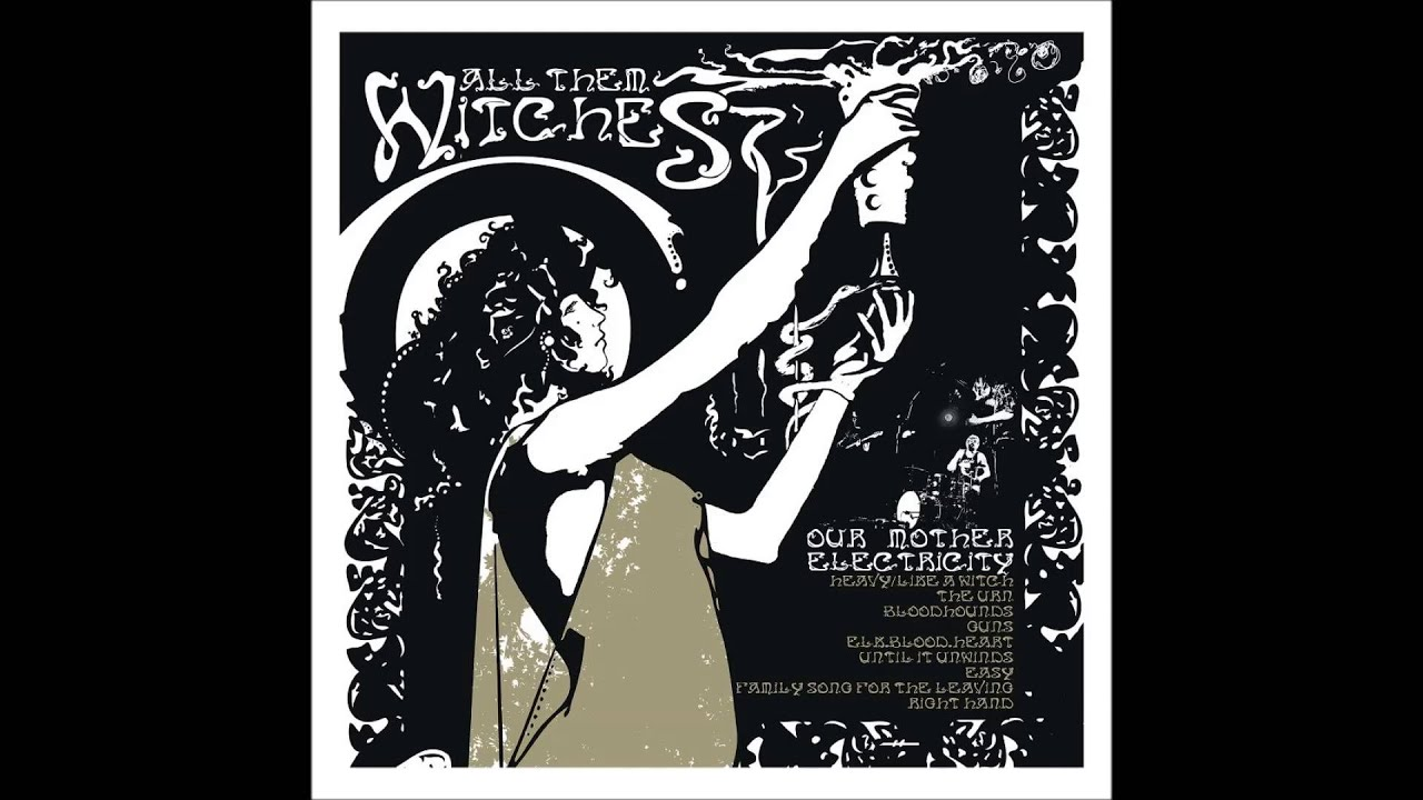 """Download All Them Witches - """"Family Song For The Leaving"""""""