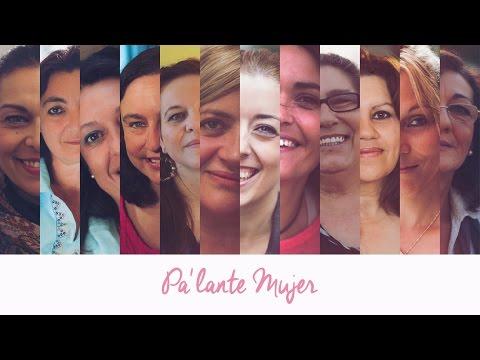 #PalanteMujer- Mensaje de apoyo a las víctimas de la violencia de género