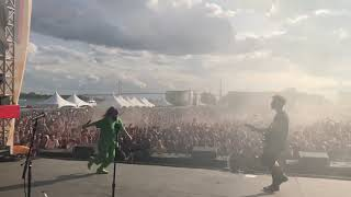 Billie Eilish - COPYCAT (Summer Festival Recap)