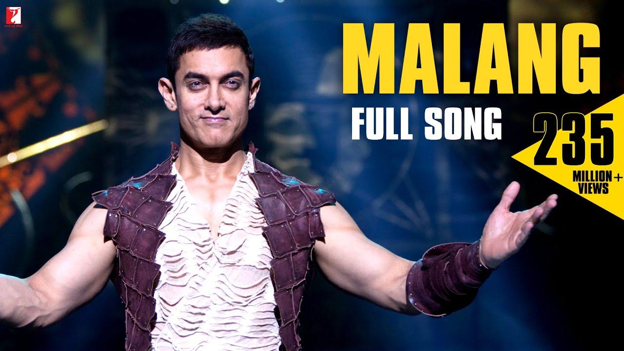 Malang Song   DHOOM:3   Aamir Khan, Katrina Kaif   Siddharth Mahadevan, Shilpa Rao, Pritam, Sameer