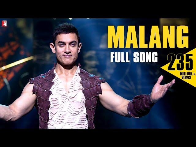 Malang - Full Song | DHOOM:3 | Aamir Khan | Katrina Kaif | Siddharth Mahadevan | Shilpa Rao