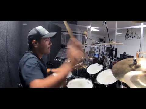 Ancient of Days by New Breed (drum cover) Alex Ramirez