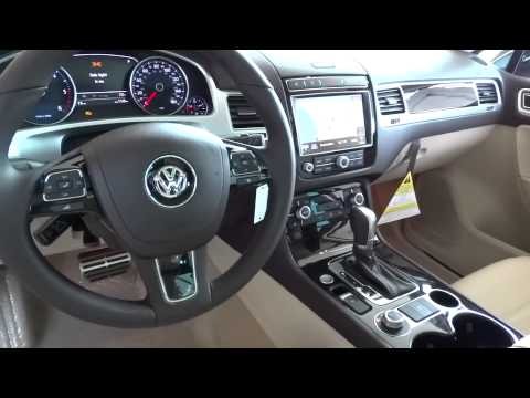 2015 Volkswagen Touareg Escondido, San Diego, Oceanside, Vista, and Carlsbad, CA 50932