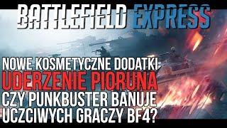 Błąd Battlefield V i ukryta zawartość | PunkBuster banuje uczciwych graczy? | Uderzenie Pioruna