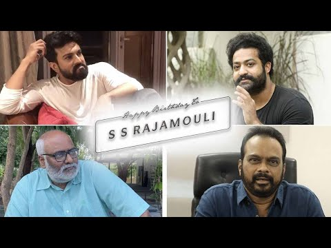 RRR Team Complaints On Director - Happy Birthday SS Rajamouli
