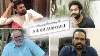 RRR Team Complaints On Director - Happy Birthday SS Rajamouli