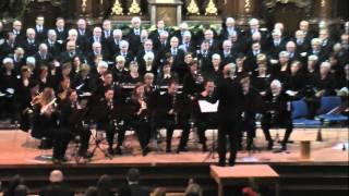 Kerstconcert 2013 - Adagio uit Gran Partita - WA Mozart  (cam1)