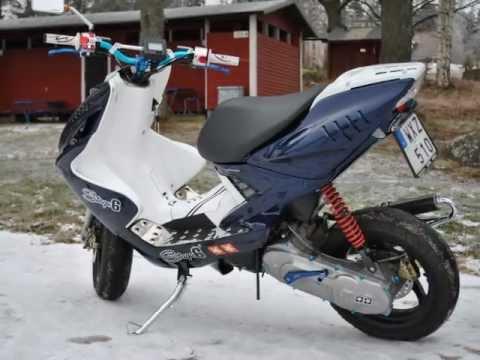 Download Yamaha Aerox Styling Project 2012