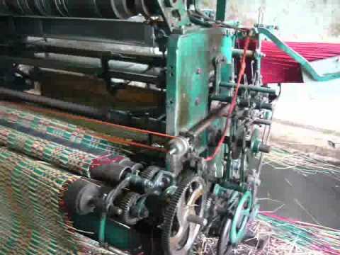 Korai Mat Weaving Naseer Mat Industries Youtube