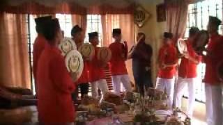 kompang pengantin RTB