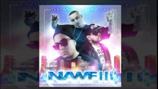 Stunta , Lucky Luciano & Coast - Turn My Mic On (NAWF 3) 2014