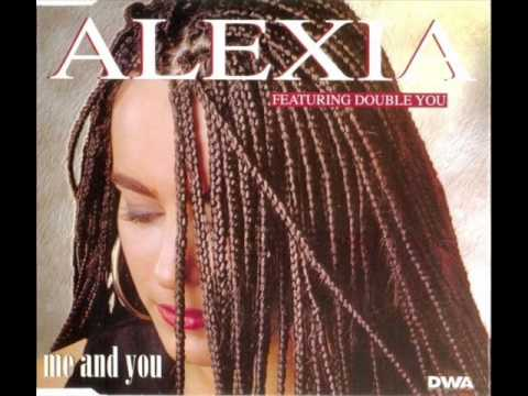 Alexia - Me and you (Extended Euromix)