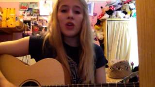 Manon Pirotte cover of Sweet Ophelia by Zella Day