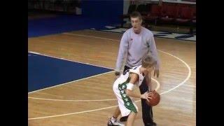 Техника владения мячом в баскетболе