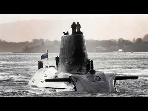 Royal Navy Submarine Chased by Russian 'Black Holes'