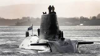 Royal Navy Submarine Chased by Russian