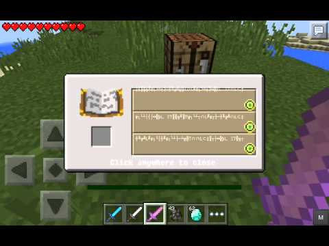 how to make custom minecraft enchantment