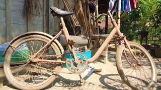 1969 bike restoration