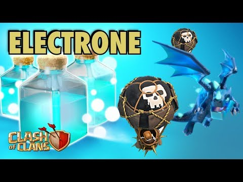 New Electrone Attack! TH10-12 OP Attack Strategy | Clash of Clans