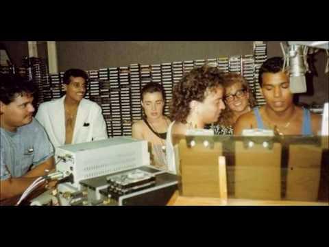 The Latin Rascals on Kiss-FM 98.7 (1984)