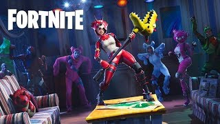 Give FORTNITE accounts-some with 1 skin has something? :))