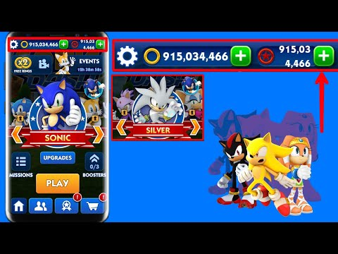 How To Download SoÑic DasH Mod For Android 100%Work