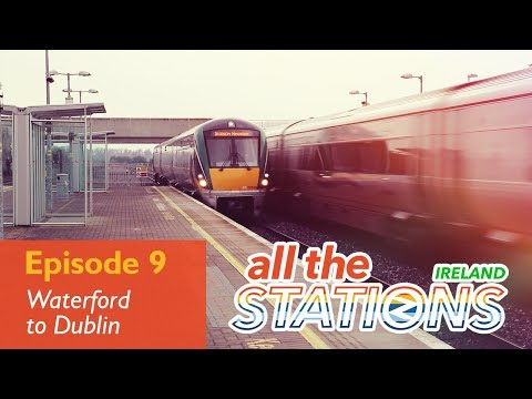 MAXIMUM FUNCTION! - Episode 9, 1st April - Waterford To Dublin