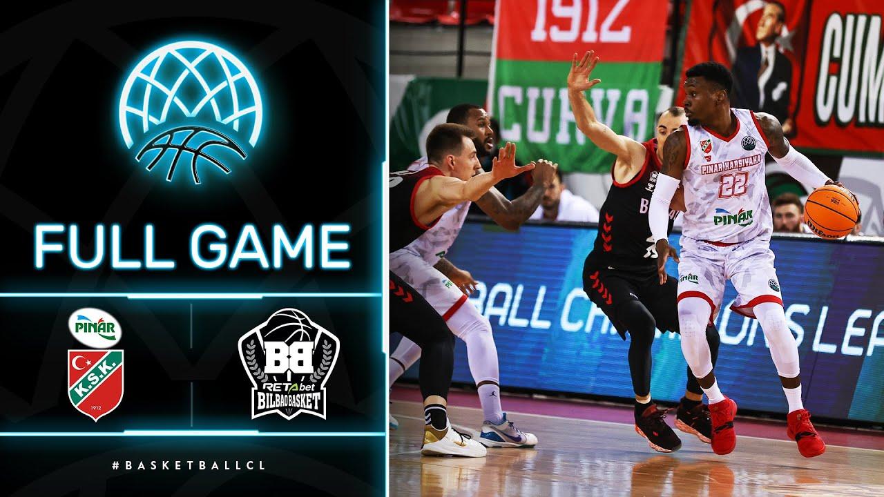 Pinar Karsiyaka v RETAbet Bilbao - Full Game