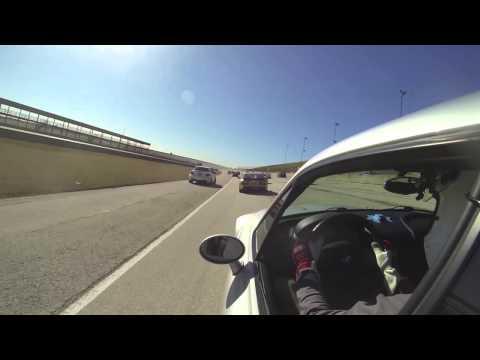 20140119 - BMW CCA CR - Practice Starts