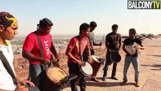 NAADRO - AFRICAN DRUM BEATS (BalconyTV)