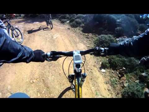 MTB Agios - Όροι Κρούστα - Κρούστας