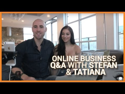 Online Business Q&A with Stefan & Tatiana