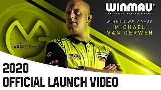 MVG SIGNS WITH WINMAU - The 2020 Winmau Launch | The Day After The World Championship