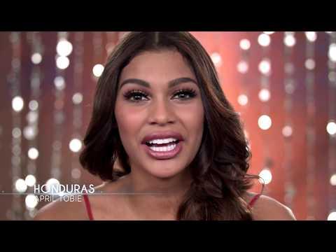Meet Miss Universe Honduras 2017 April Tobie