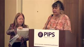Harriette Davis and Ellen Barry - Incarcerated Pregnant Persons Bill of Rights