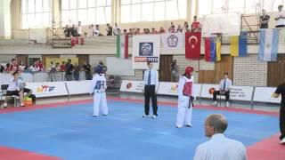 Deaflympics - Sofia - Taekwondo -  28th July