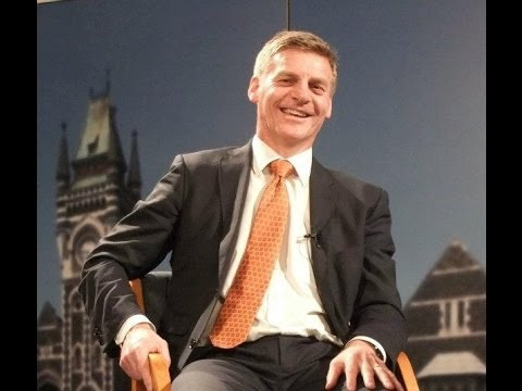 Vote Chat - Bill English Part 1 of 4
