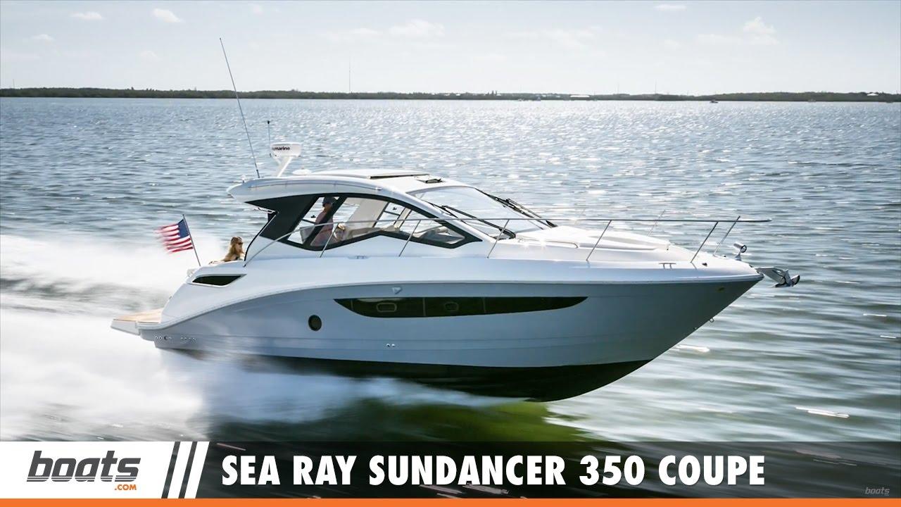 Sea Ray Sundancer 350 Coupe Aquatic Frolic Boats Com