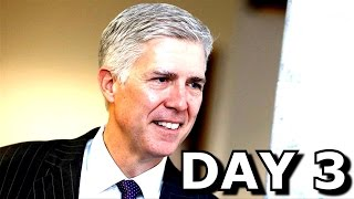 LIVE STREAM: Judge Neil Gorsuch Confirmation Hearing For Supreme Court Justice Nominee 3/22/17 LIVE