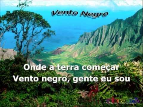 Almondegas - Vento Negro