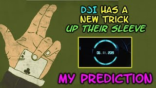 New DJI Product Release 6-11-19 - Hint - It's not a Drone!