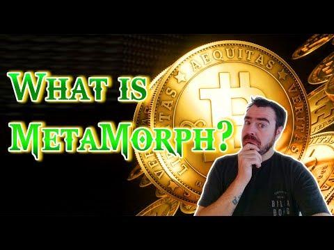 Metamorph - The Future Crypto Exchange & Trading Wallet?