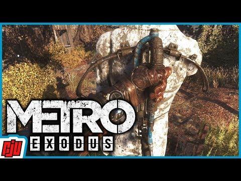 Metro Exodus Part 12   FPS Horror Game   PC Gameplay Walkthrough
