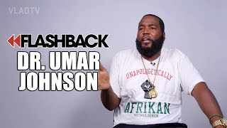 Dr. Umar Johnson: Prince, Michael Jackson and 2Pac's Deaths were Set Up (Flashback)