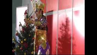PUTU FURINA DEWI-Legong Condong Traditional Balinese Dance