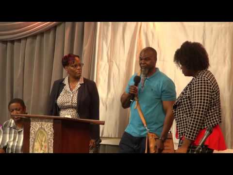 Fulton Washington Family Testimony, at Crossing Ministry Carson, CA