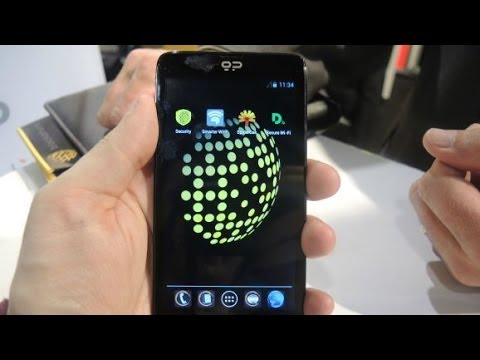 BLACKPHONE : Blackphone Unveils Super-Secure Smartphone at MWC