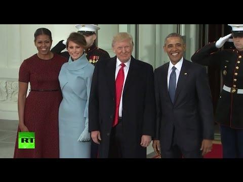 Inauguration 2017 LIVE: Trump sworn into...