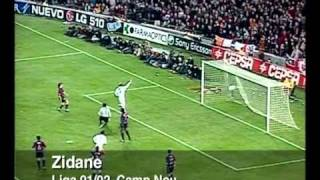 El Clásico: Barcelona Vs Real Madrid - Best Real Madrid goals at Camp Nou